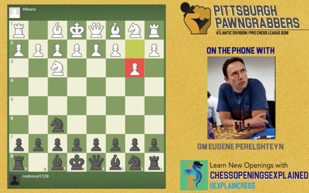PRO Chess League: Awonder beats Hikaru Nakamura