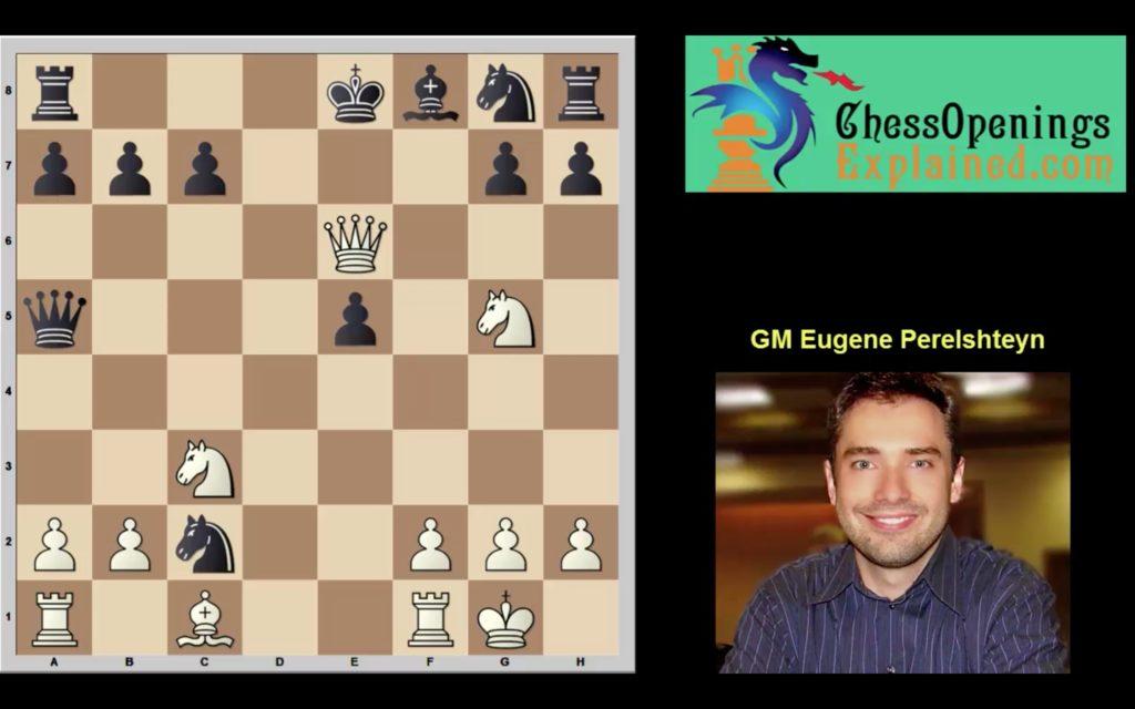 Dismantle the dubious 4...e5?! in the Qa5 Scandinavian