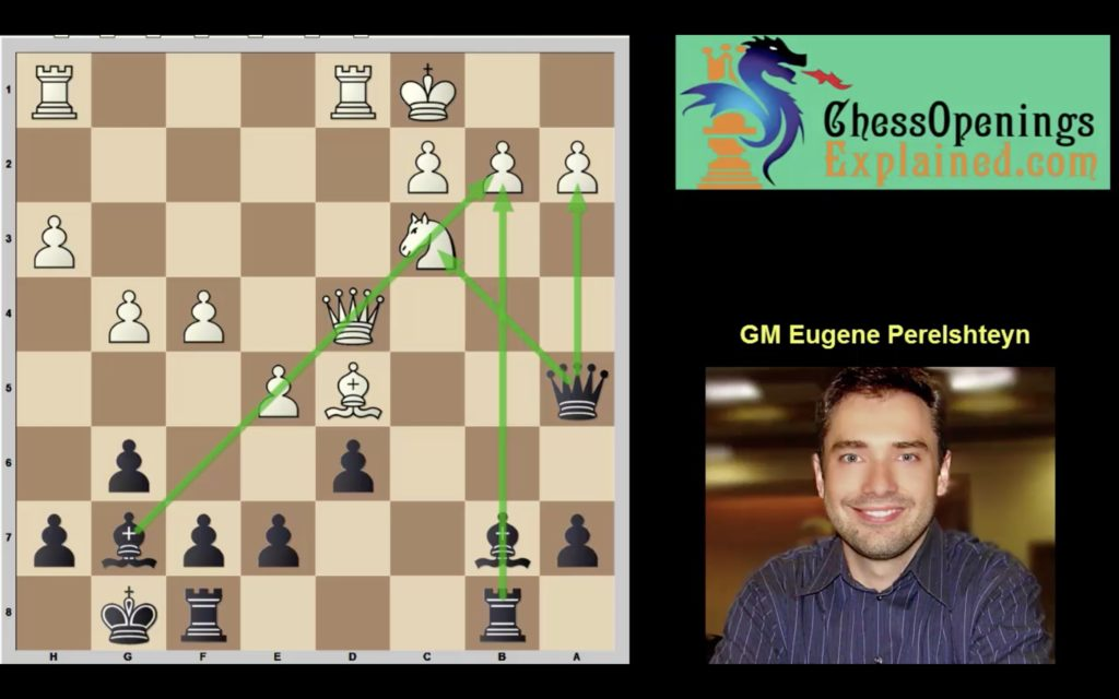 Accelerated Dragon with Nxc6 and e4-e5: Stopping White's Play